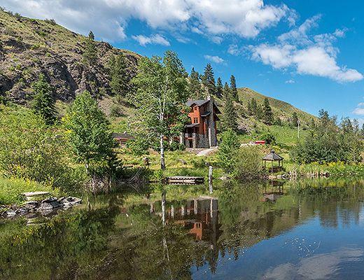 Marron River Ranch & Vineyard - 6 Bdrm w/ Pool - Kaleden
