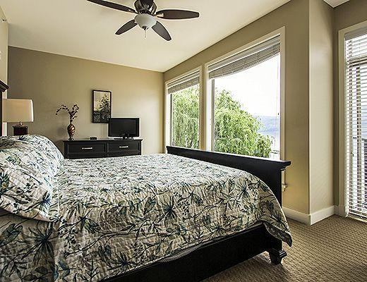 Barona Beach Lakefront Resort #1303 - 2 Bdrm + Den - West Kelowna (CVH)