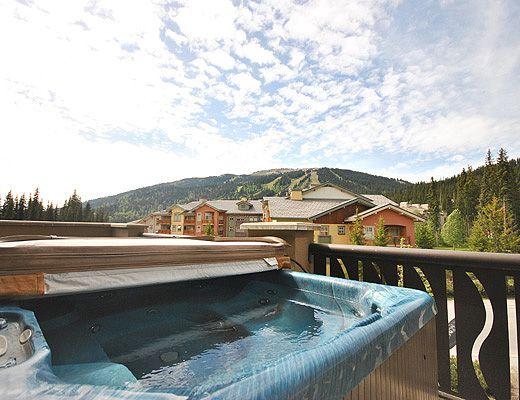Kookaburra Lodge #206 - 2 Bdrm + Den HT - Sun Peaks (TM)