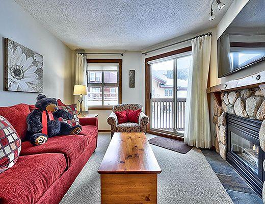 Fireside Lodge #214 - 1 Bdrm - Sun Peaks