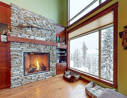 Powder View - 3 Bdrm + Loft HT - Big White