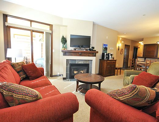 Stone's Throw #47 - 2 Bdrm HT - Sun Peaks (TM)