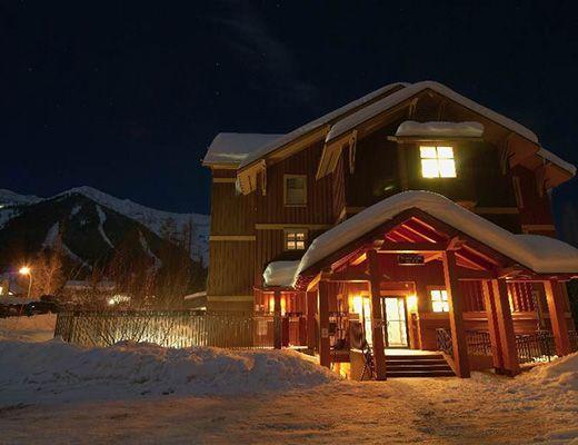 Timberline Lodge T516 - 2 Bdrm (Platinum Balsam) - Fernie