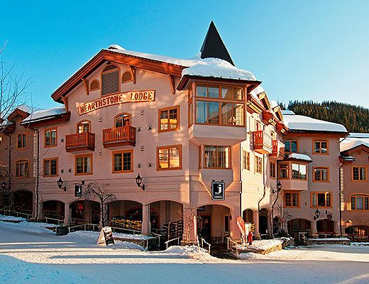Hearthstone Lodge #226 - Studio + Loft - Sun Peaks