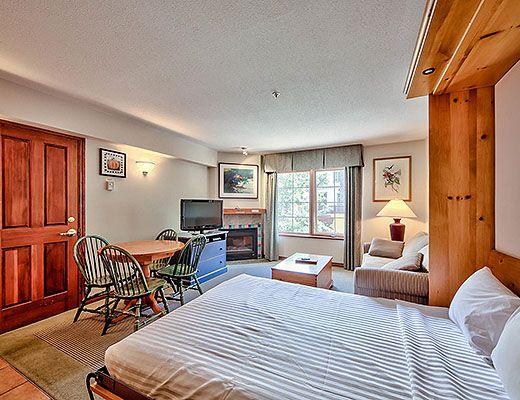 Hearthstone Lodge #316 - Studio - Sun Peaks