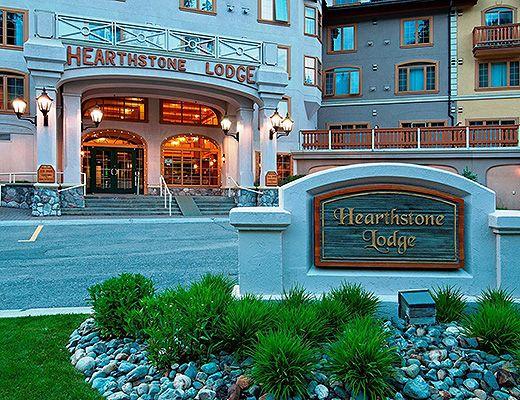 Hearthstone Lodge #332 - Studio + Loft - Sun Peaks