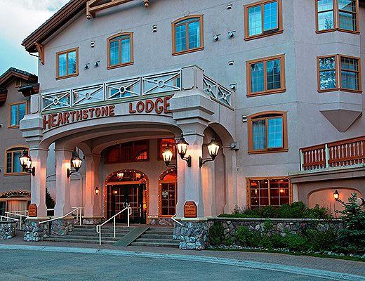 Hearthstone Lodge #401 - Studio + Loft - Sun Peaks