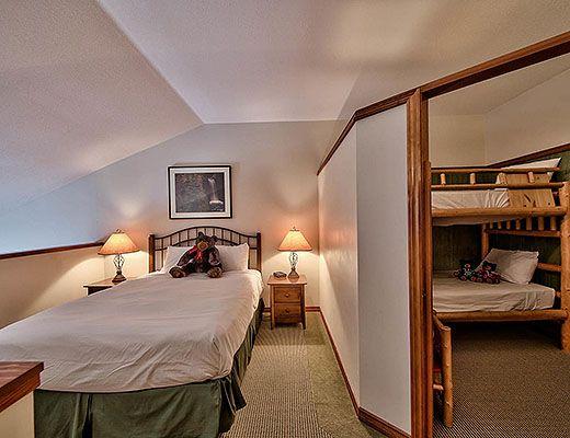 Hearthstone Lodge #403 - Studio + Loft (Family Suite) - Sun Peaks