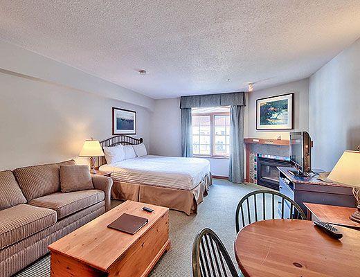 Hearthstone Lodge #421 - Studio - Sun Peaks