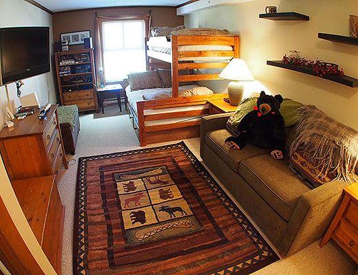 Fireside Lodge #409 - 2 Bdrm - Sun Peaks
