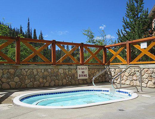 Fireside Lodge #419 - 1 Bdrm - Sun Peaks