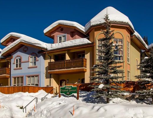 Crystal Forest #23 - 1 Bdrm HT - Sun Peaks