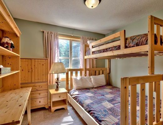 Crystal Forest #25 - 2 Bdrm HT - Sun Peaks