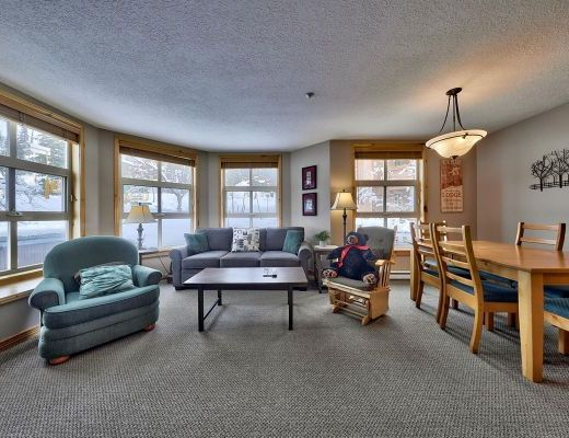 Crystal Forest #27 - 4 Bdrm HT - Sun Peaks