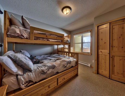 Crystal Forest #40 - 3 Bdrm HT - Sun Peaks