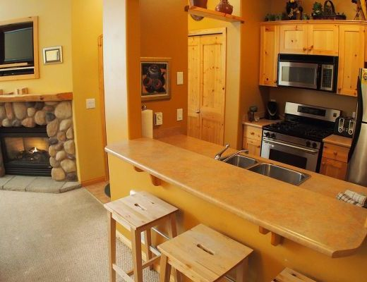 Crystal Forest #48 - 3 Bdrm HT - Sun Peaks