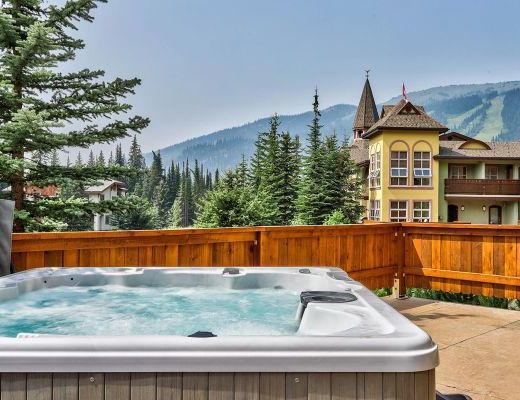 Crystal Forest #50 - 4 Bdrm HT - Sun Peaks