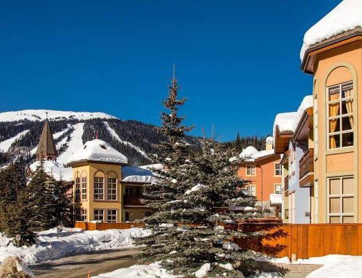 Crystal Forest #62 - 2 Bdrm HT - Sun Peaks