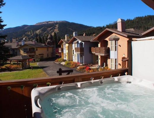 Crystal Forest #72 - 2 Bdrm HT - Sun Peaks