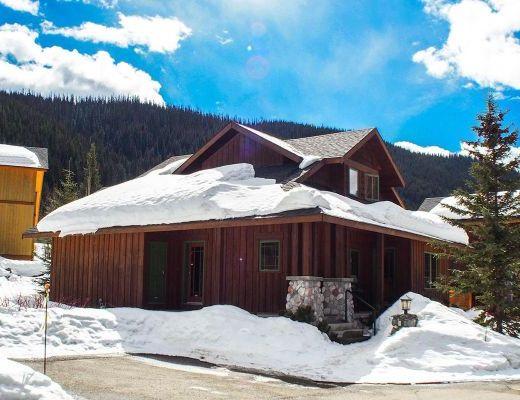 Fairway Cabin #12 - 4 Bdrm HT - Sun Peaks