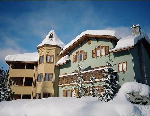 Snow Creek Village #37 - 2 Bdrm HT - Sun Peaks