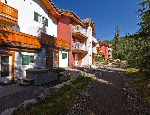 Timberline Village #45 - Studio - Sun Peaks