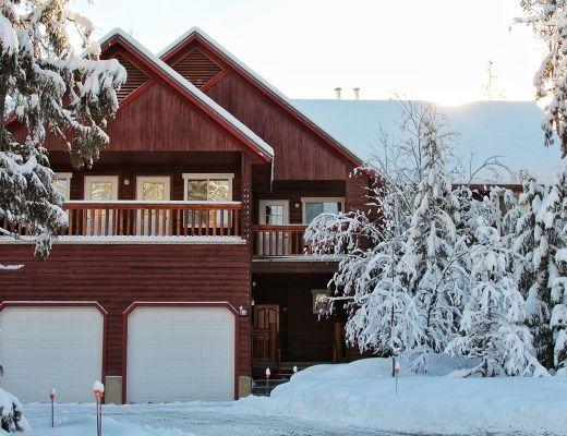 Polar Peak Lodges #08 - 3 Bdrm HT - Fernie (10)