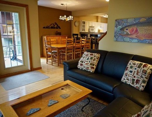 Polar Peak Lodges #08 - 3 Bdrm HT - Fernie
