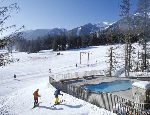 Snow Creek Lodge #205 - 1 Bdrm - Fernie (FC)