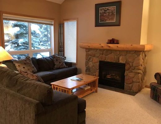 Stone Creek Lodge #40 - 3 Bdrm  HT - Fernie