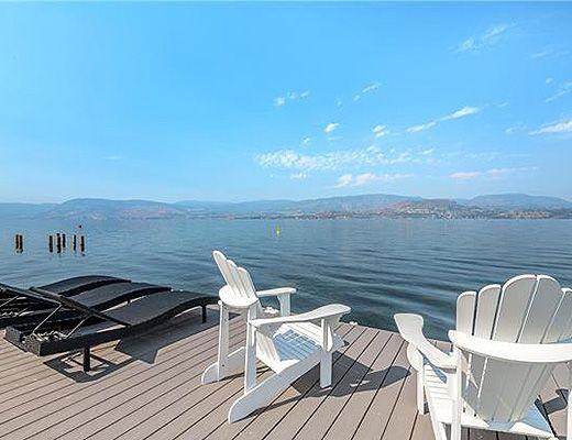 Lakefront Paradise - 4 Bdrm HT - Kelowna