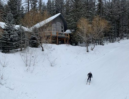 Snowed Inn Chalet - 8 Bdrm HT - Fernie