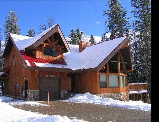 River Stone Lodge A - 4 Bdrm HT - Fernie