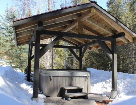 River Stone Lodge A - 4 Bdrm HT - Fernie (10)