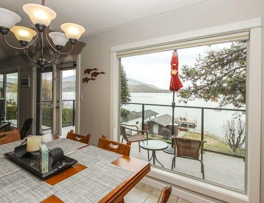 Kalamalka Beach House - 4 Bdrm - Vernon