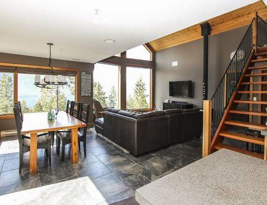 Treetop Lakeview Home - 2 Bdrm + Loft  - Lake Country