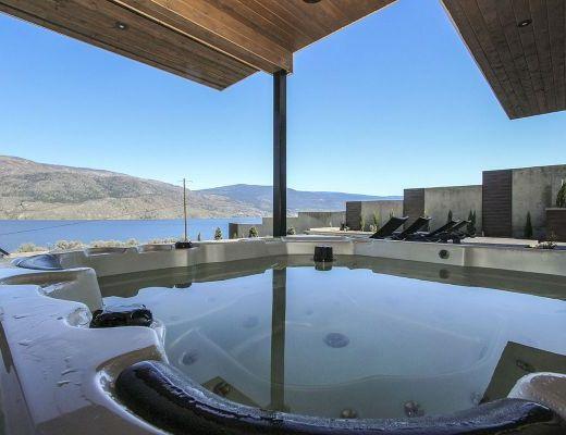 Okanagan Lakeview Retreat - 4 Bdrm w/ Pool HT - Summerland