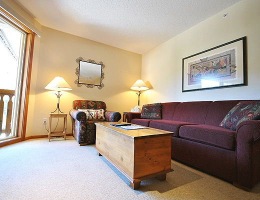 Fireside Lodge #401 - 1 Bdrm - Sun Peaks (TM)