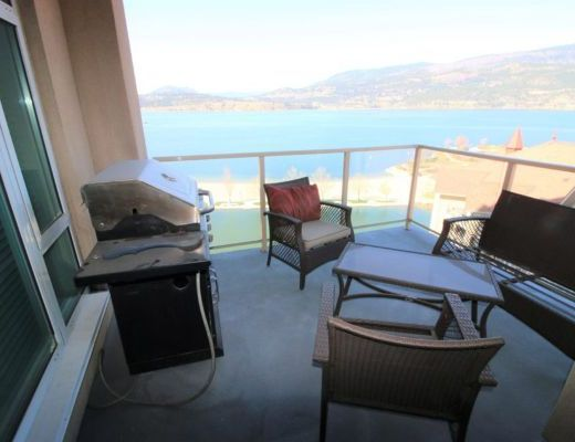 Sunset Waterfront Resort - #1106 - 2 Bdrm - Kelowna (KRA)