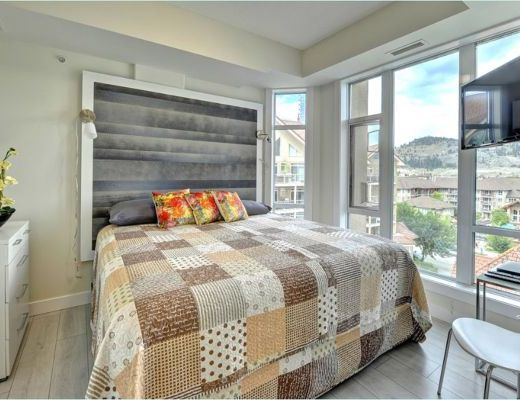 Sunset Waterfront Resort - #604 - 2 Bdrm - Kelowna (KRA)