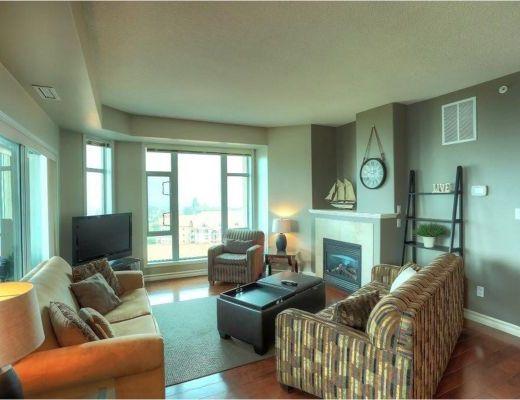Sunset Waterfront Resort - #1207 - 2 Bdrm + Den - Kelowna (KRA)