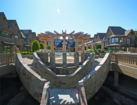 Mission Shores - Nautica Suite - Beachfront with Atrium - 3 Bdrm HT - Kelowna