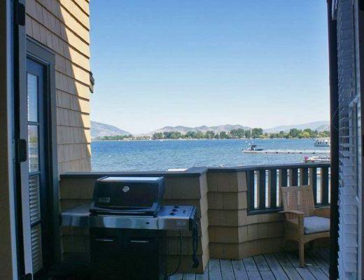 Mission Shores - Nautica Suite - Beachfront - 4 Bdrm - Kelowna
