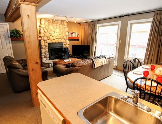 Horsethief Lodge - PH0617 - 2 Bdrm + Loft - Panorama