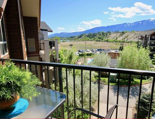 Windermere Point - IW2401 - 2 Bdrm + Den - Invermere