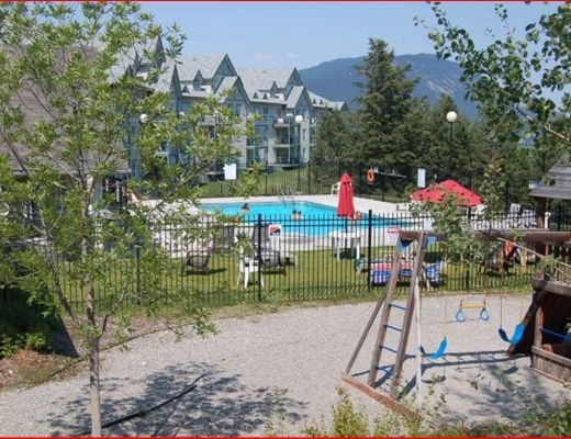 The Peaks - RPB204  - 2 Bdrm (Birch) - Radium Hot Springs