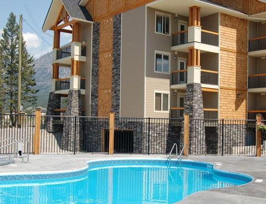 Sable Ridge - RS2102  - 2 Bdrm - Radium Hot Springs
