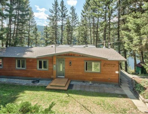 Heffley Lake Cottage II - 4 Bdrm - Heffley Lake