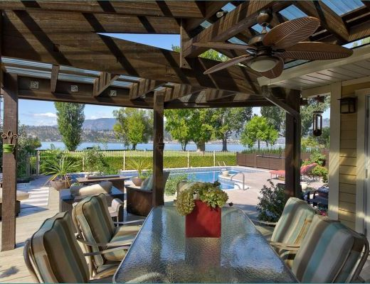Slice of Heaven - 4 Bdrm w/Pool with Hot Tub - Kelowna