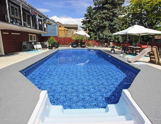 Forecast: Family Fun - 3 Bdrm w/ Heated Pool - Kelowna